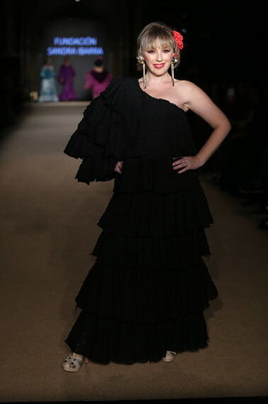 Desfile de la Fundación Sandra Ibarra en We Love Flamenco 2019