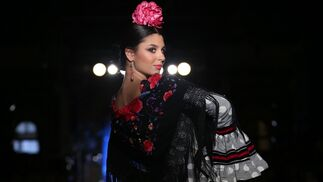Notelodigo, fotos del desfile en We Love Flamenco 2019