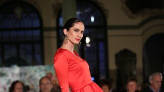 Johanna Calderón, fotos del desfile en Viva by We Love Flamenco 2019