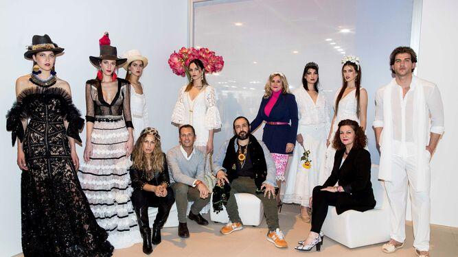 Los catro diseñadores de  Adlib Moda Ibiza  0e51d7fb36d