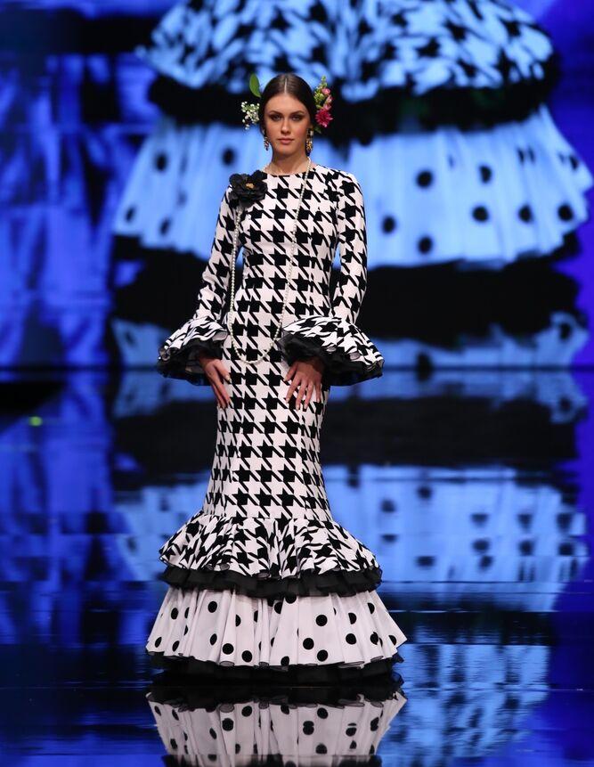 3a614bd6e Simof 2019 se clausura con un derroche de artesanía flamenca