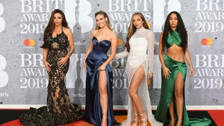 <p>Little Mix. De izquierda a derecha: Jesy Nelson, Perry Edwards, Jade Thirlwall y Anne Pinnock</p>