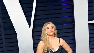 <p>Chloe Grace Moretz, de Louis Vuitton</p>
