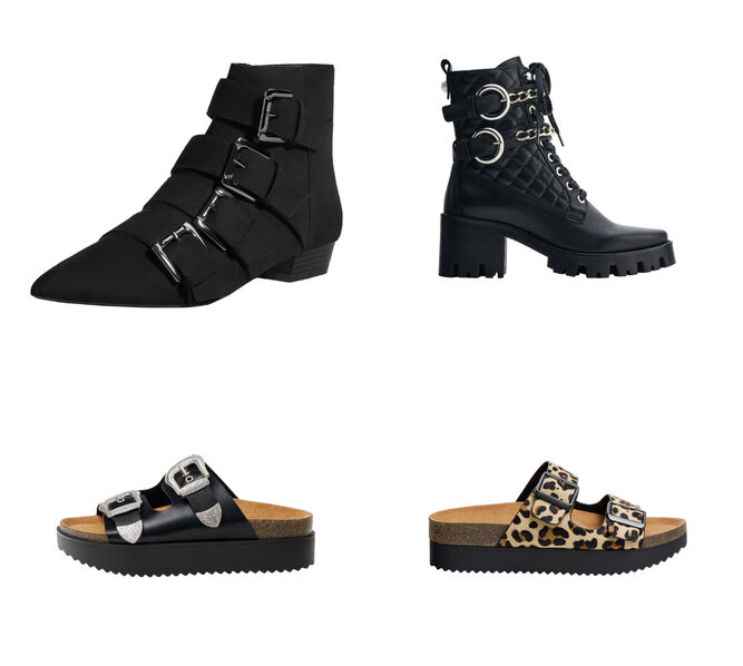 ed8e105f7 Las tendencias en calzado para primavera verano 2019 ya están aquí