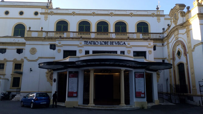 Herido Un Trabajador Del Teatro Lope De Vega Al Sufrir Una Descarga