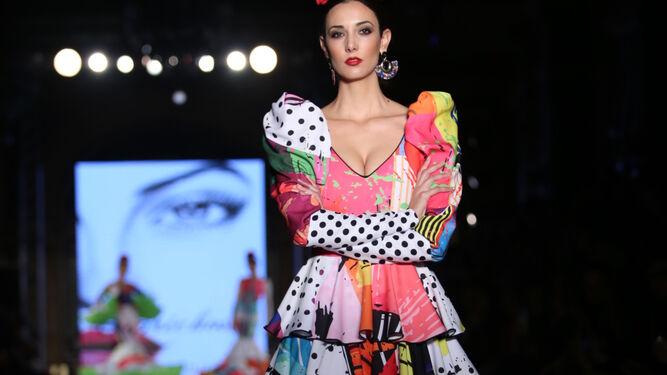 5ca971965 Tendencias Flamenca 2019 Los trajes de flamenca de talle alto ...