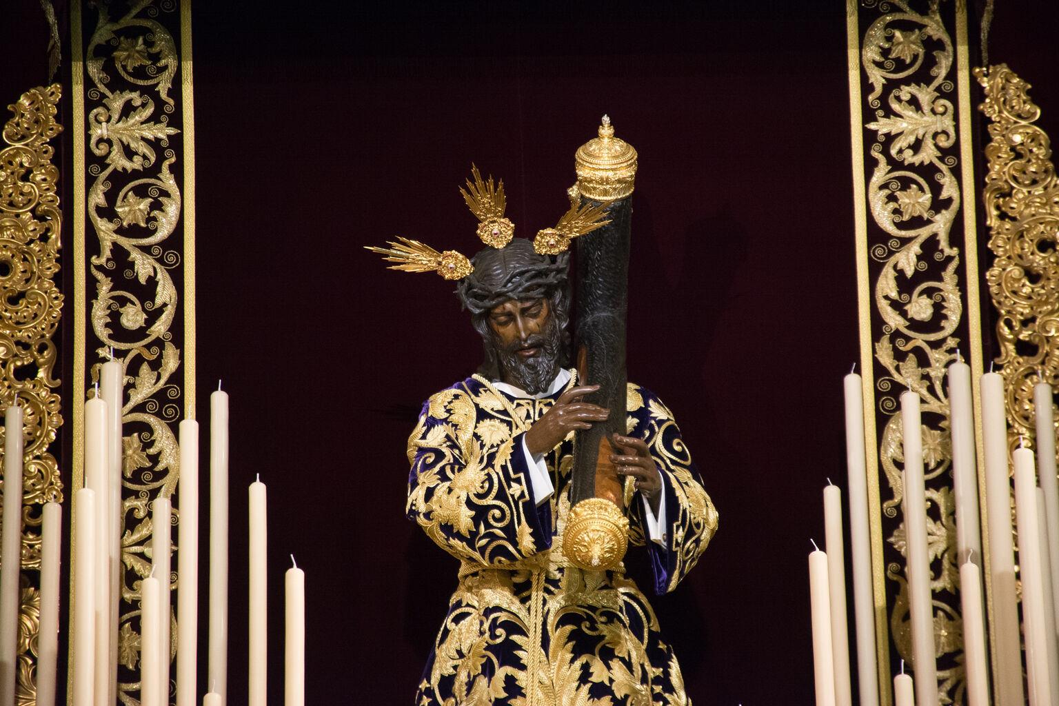 Quinario A Nuestro Padre Jesus De La Salud De Los Gitanos