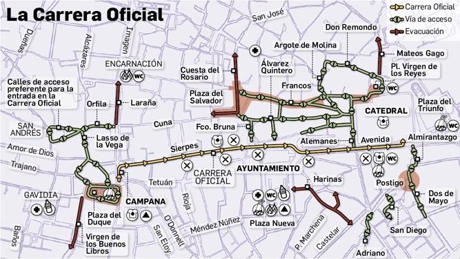 Mapas Sevilla Tienda Mapas