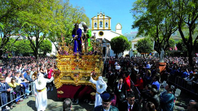 Semana Santa De Sevilla 2019 Programa Horarios Y Recorridos De Las Procesiones
