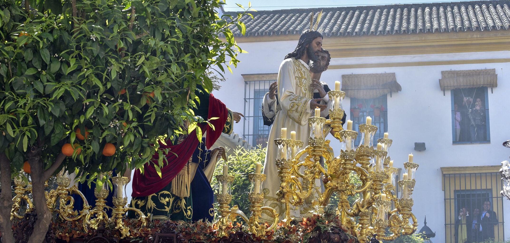 Qué procesiones ver el Lunes Santo en Sevilla