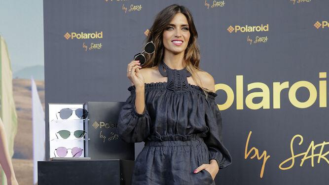 Sara Carbonero Y Polaroid Sara Carbonero Ahora También Diseña Gafas