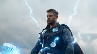 Thor (Chris Hemsworth) en 'Vengadores: Endgame'.