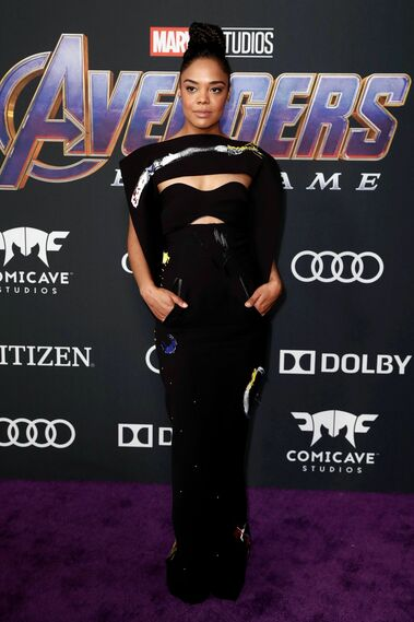 <p>Tessa Thompson</p><br>