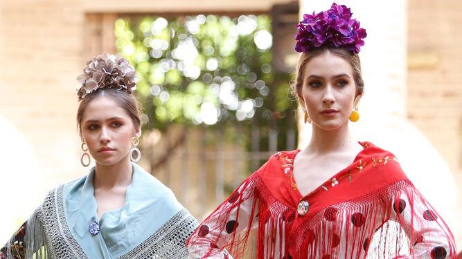 4c949d612d Cómo vestir correctamente el traje de flamenca en la Feria de Abril ...