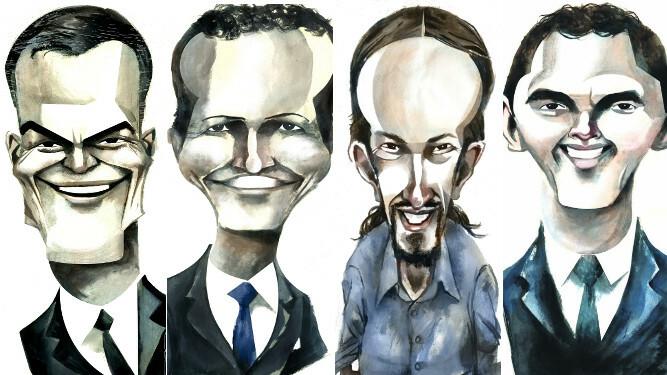 Resultado de imagen de elecciones 2019 caricatura