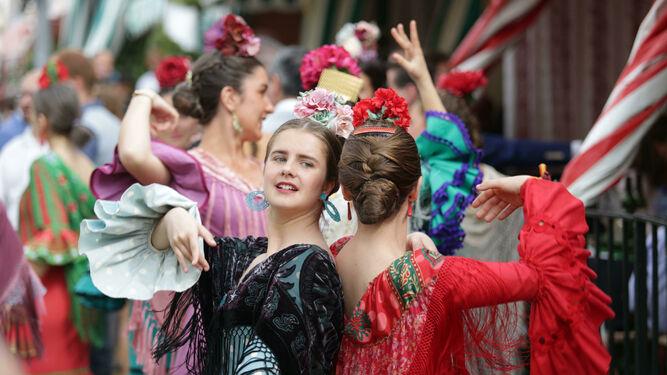 Las sevillanas que más suenan durante la Feria de Abril