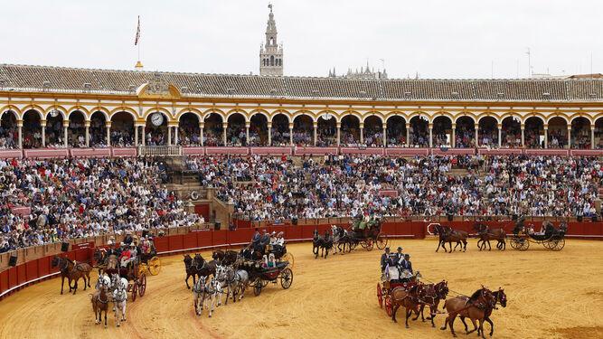 Resultado de imagen de Maestranza de Sevilla