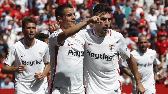 Sevilla FC | Internacionales Ben Yedder, convocado por la