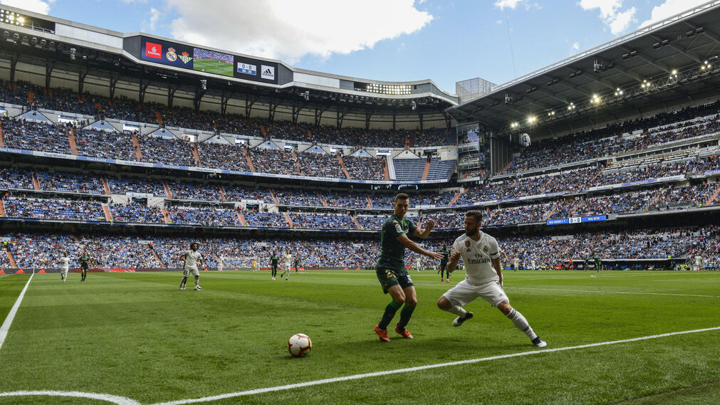 real madrid-betis - photo #16