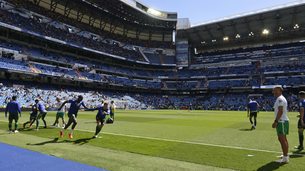 real madrid-betis - photo #28