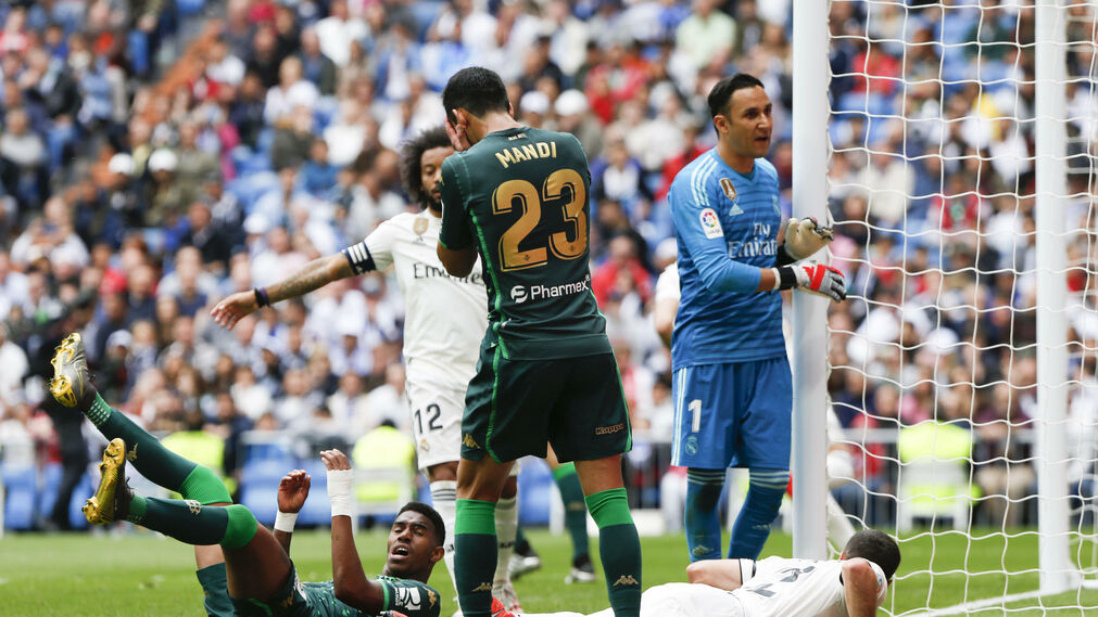 real madrid-betis - photo #36