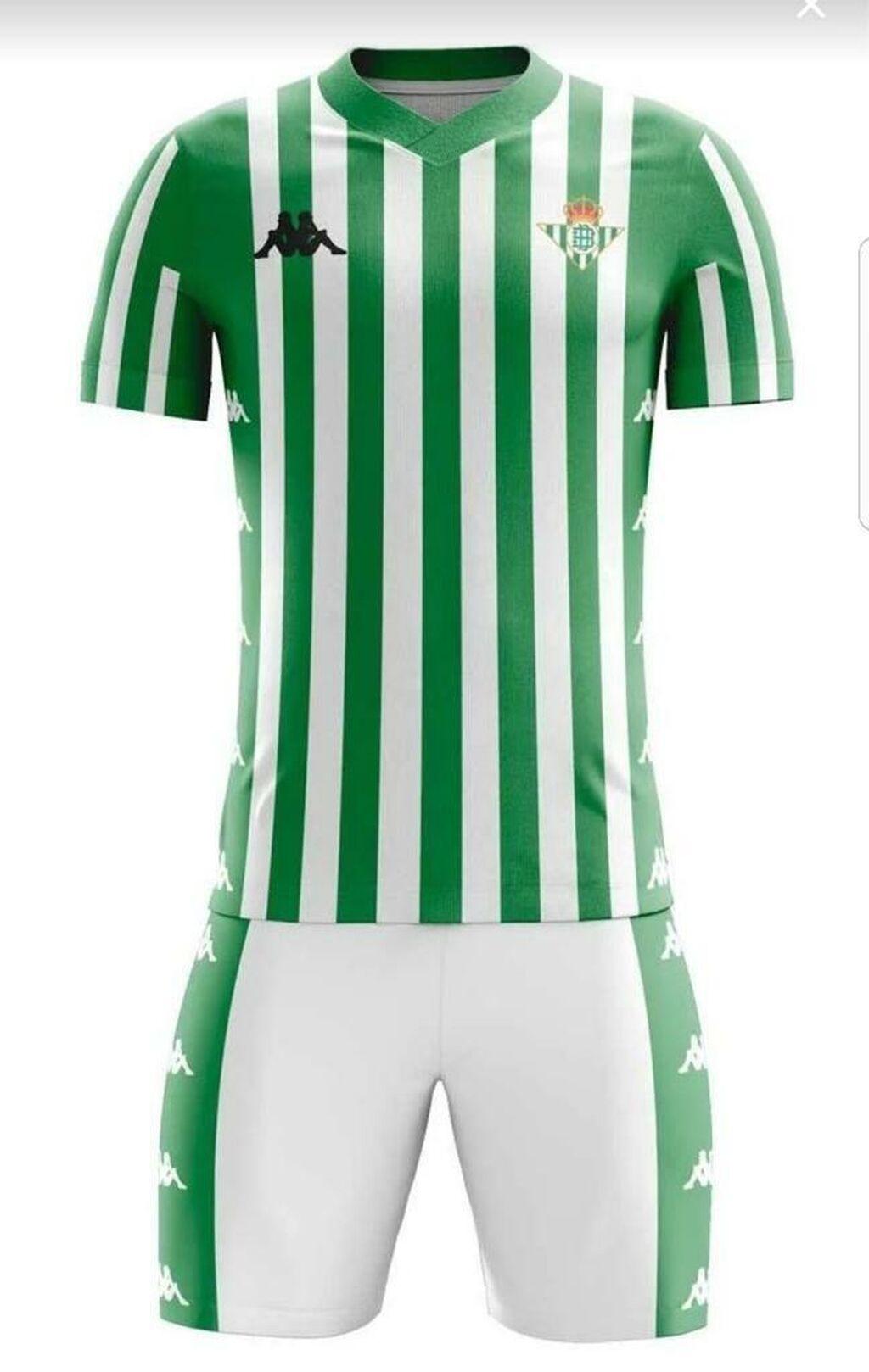 verse bien zapatos venta realmente cómodo venta directa de fábrica Así Para Temporada 2019 La 2020 Camiseta Primera Betis Será ...