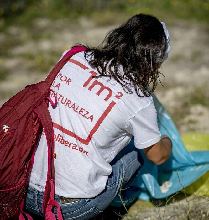 En 2018, 11.000 voluntarios, más del doble que el año anterior, realizaron en un día batidas de limpieza en 415 puntos de gran valor ecológico.