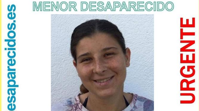 Imagen de la desaparecida María Carmen Sánchez facilitada por su familia.