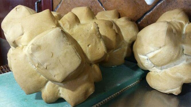 Pan del Viso del Alcor que usan en Los Cuevas