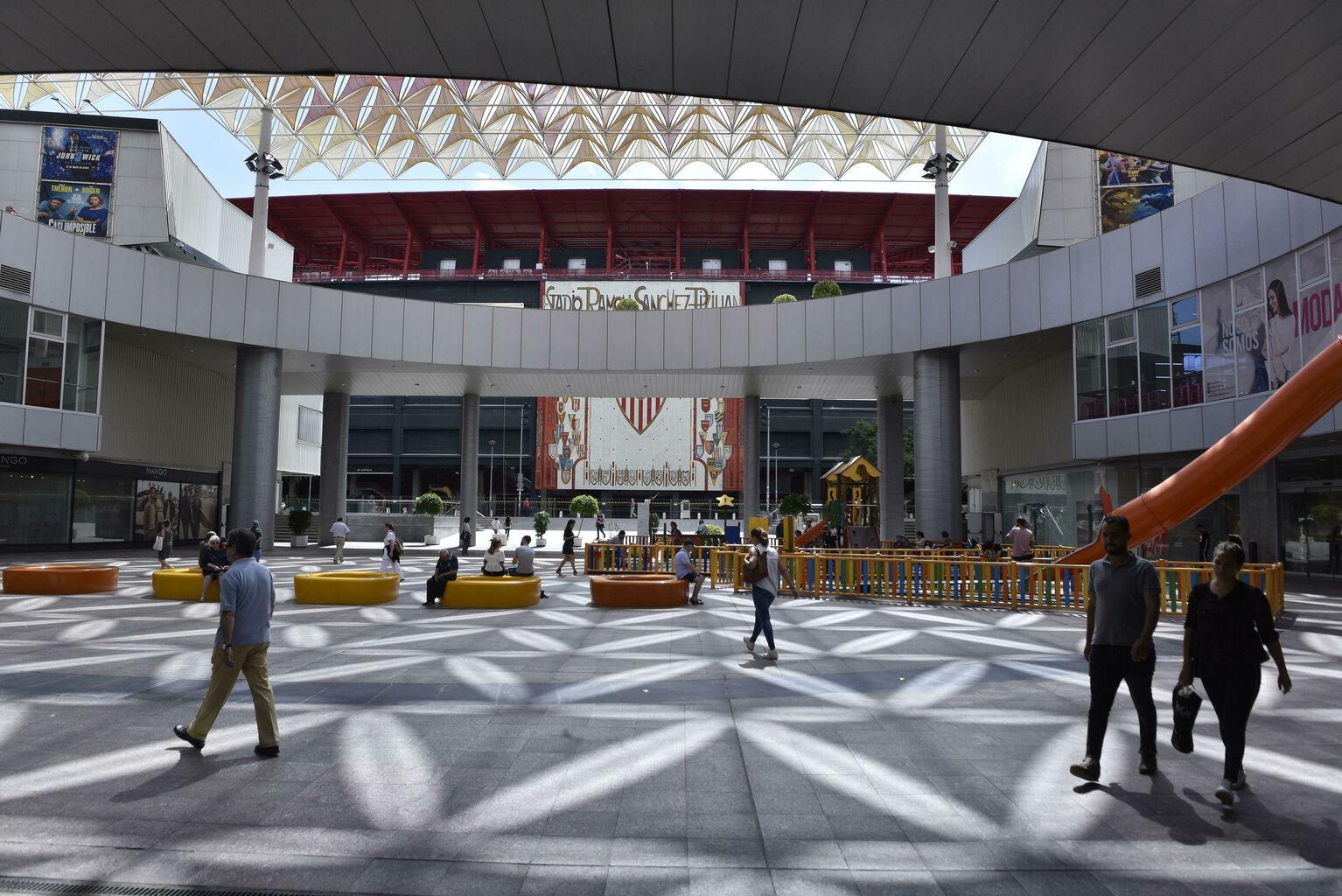 El Centro Nervión Plaza podrá transformarse en una gran