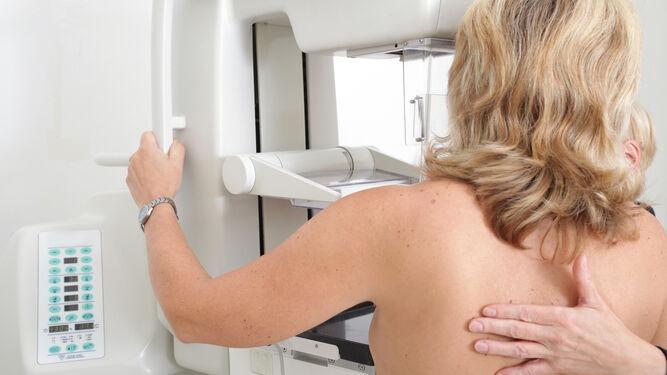 Mamografía preventiva.
