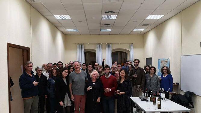 Descendientes de judíos de todo el mundo y apellidados con el nombre de Marchena se reúnen en la Campiña Pepa-Rull-Be-Sepharad-Legado-Sefardi_1385571551_104195410_667x375
