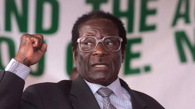 Resultado de imagen de MUGABE