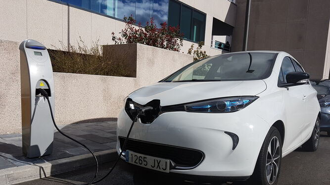 Movibilidad electrica - Electric mobility - cover