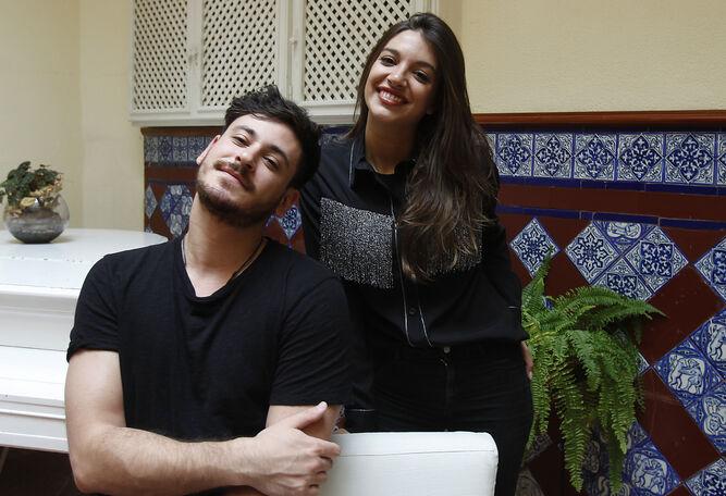 Cepeda Y Ana Guerra Vis A Vis En Sevilla