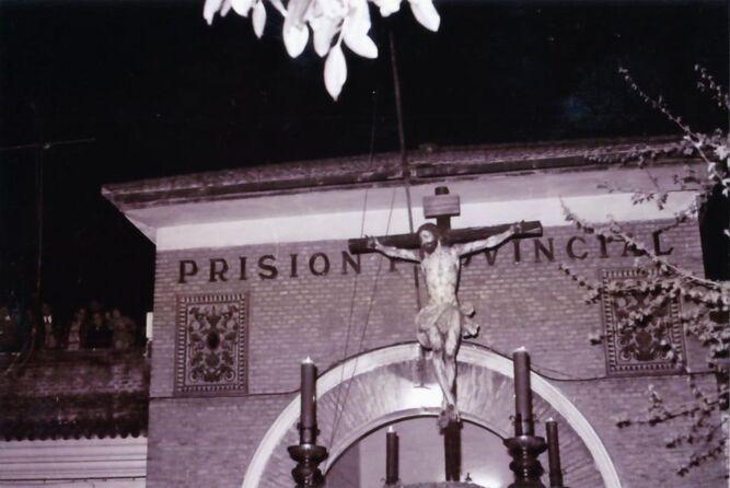 Resultado de imagen de cristo de la sed en la carcel