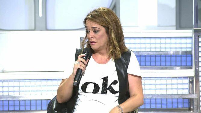 Toñi Moreno rompe con Rosana