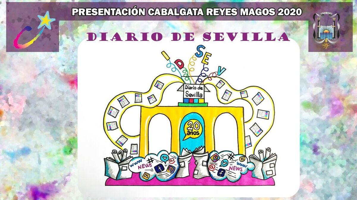 Carrozas De Reyes Magos Fotos.Presentadas Las Nuevas Carrozas De La Cabalgata De Reyes De