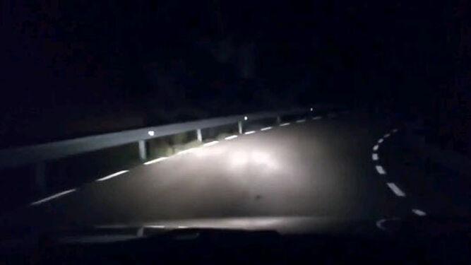 Sevilla tiene tres carreteras dignas de \'Cuarto Milenio\'