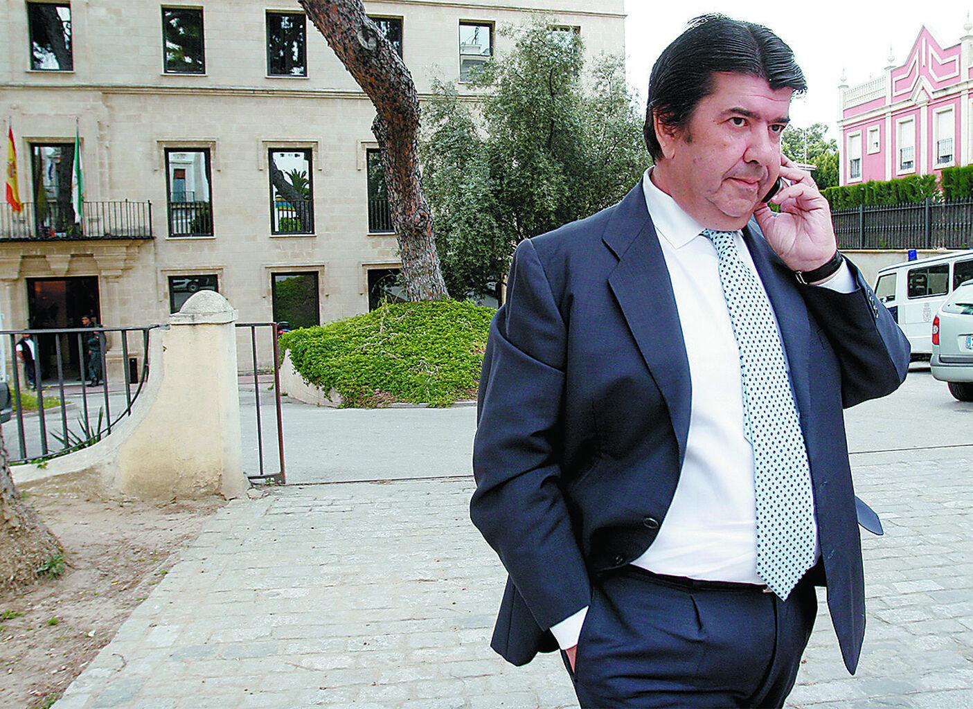 Detenido en Sevilla el empresario José María Gil Silgado