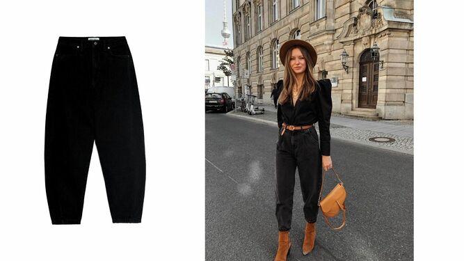 Slouchy Jeans Looks De Otono Con La Tendencia Mas Viral De La Temporada