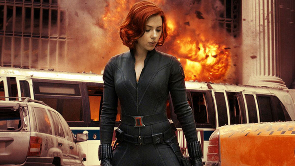 Primer tráiler de \'Black Widow\'