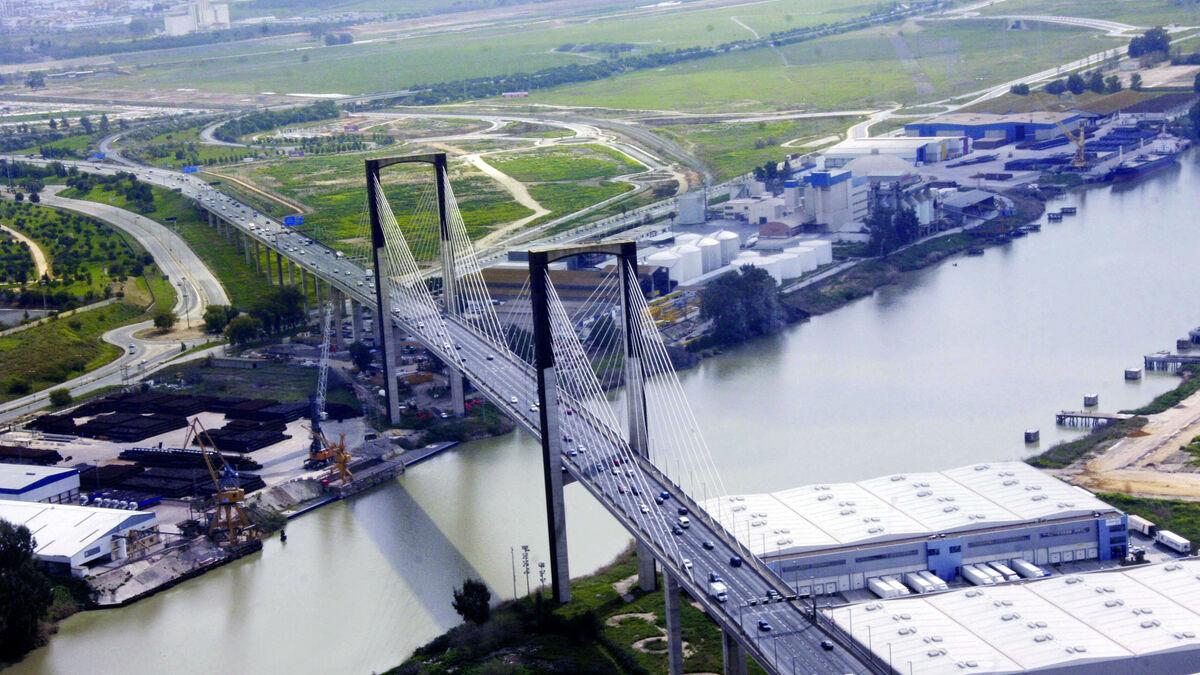 El Estado aprueba el proyecto de ampliación del puente del Centenario