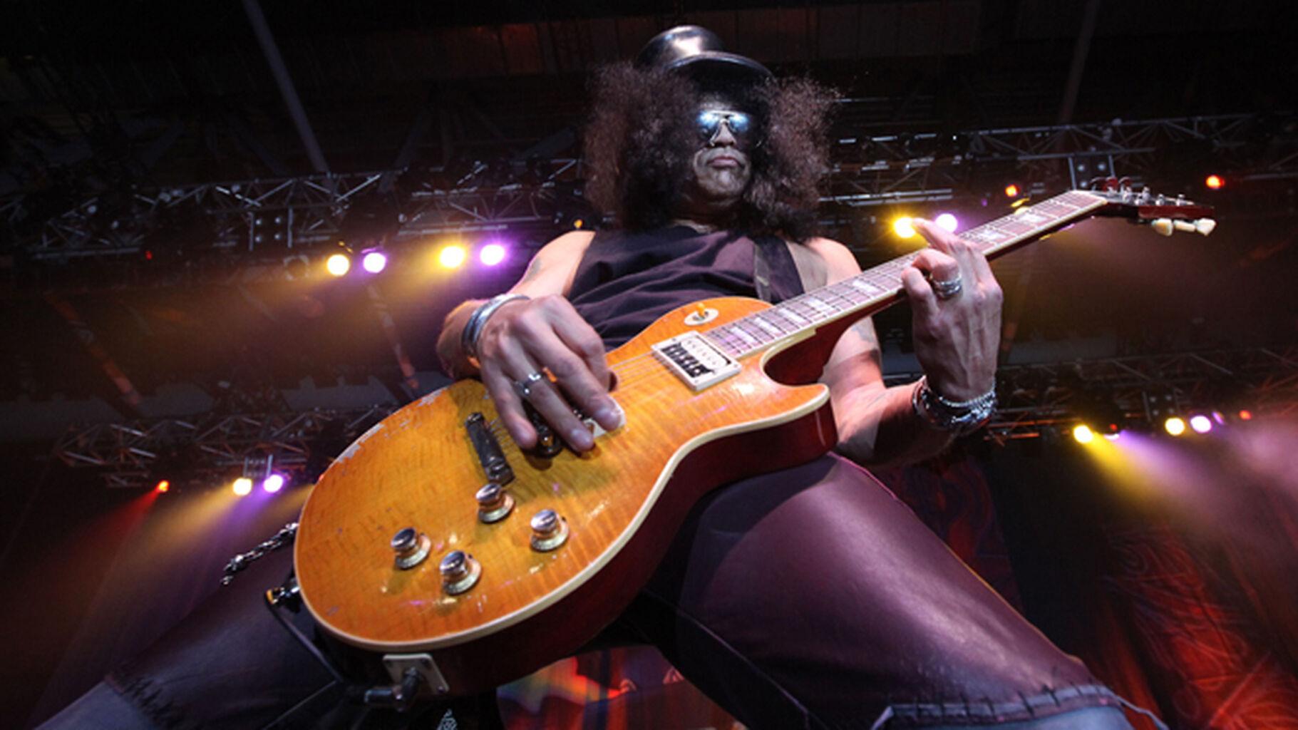 Guns N'Roses confirma su concierto para junio de 2021 en Sevilla