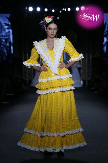 Las fotos del desfile de Manuela Martínez en We Love Flamenco 2020