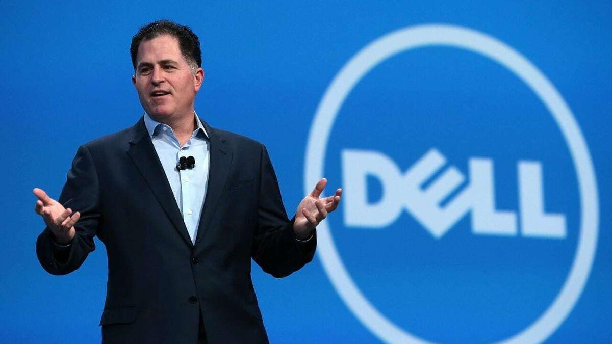 Nace el fundador de la empresa Dell