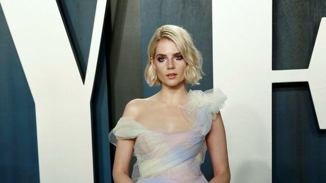 Lucy Boynton en los Oscar 2020 / EFE