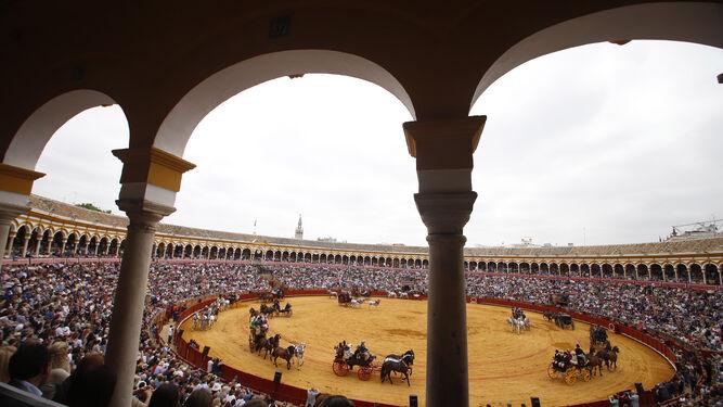 Sevilla se queda sin Exhibición de Enganches por el coronavirus tras 34 años celebrándose