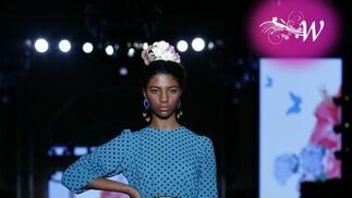 Desfile de Alba Calerón en We Love Flamenco 2020