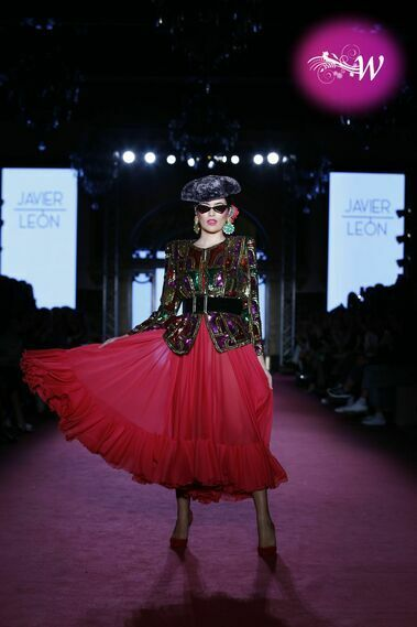 Desfile de Javier León en We Love Flamenco 2020